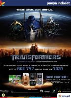 Transformers The Movie by benskywalking