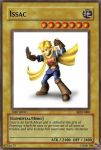 Issac Card 21 SSBB SERIES 1 by The-not-Mario-guy