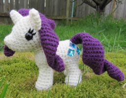 Mini Rarity by NerdyKnitterDesigns