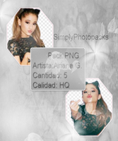 +Pack 0002 Ariana Grande by SimplyPhotopacks