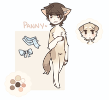panny reference | 2014 by sylveonprince