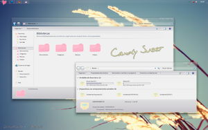 Candy Sweet theme icon packager by SamyBelieber