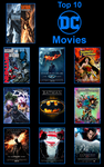 My Top 10 DC Movies by TD-Camper
