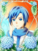 VOCALOID: Kaito 01 by BOMB4Y