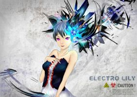 Electro Lily by Amano-M