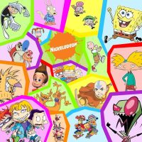Nicktoons Collage by aStep2Stage18