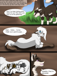 Untamed Destiny Pg 1 by TheWolfFight