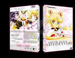 Sailor Moon Sailor Stars DVD by pethompson