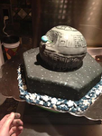 Starwars Cake by Kate078