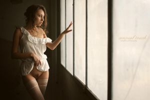 sensual touch by Anna-model