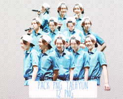 Pack PNG #129: WINNER's TaeHyun by jimikwon2518