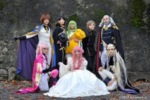 Code Geass Cosplay - GEASS by DakunCosplay