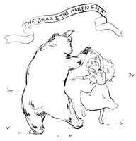 aSoIaF The Bear and the Maiden Fair by jubah