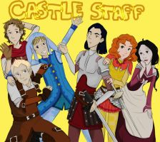 Castle staff by Desired-Dez