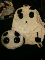 Panda Collection - New Bags by NommyPanda