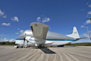 Super Guppy Wide-angle view by OpticaLLightspeed