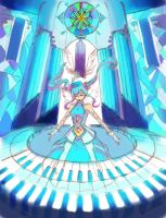 LoL Sona Requiem skin by bluelightt