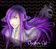 Are you Alice - Cheshire Cat by socchin