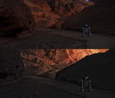 Tattoine Canyon R2 by AggeIw