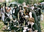 Black Lanterns, Assemble by Red-Ribbon-Cosplay