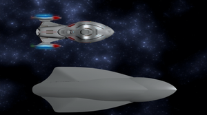 Atlantis class and BladeClass2 by UFPElessar