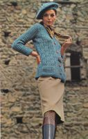 60's People 37- Woman by morana-stock