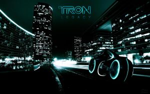 TRON Legacy by tomhotovy