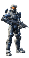 My Halo 4 Spartan armor by tfpivman