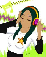 Feel the Music by bAnne-chan