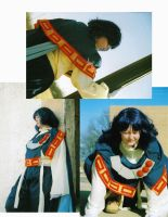 Entry - Xellos from Slayers by AJAngelique