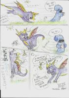 Why I Love Spyro by MilesofCrochet
