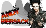 Andy Biersack Wallpaper by extrEMO1