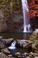 Minoh Waterfall by Tim-Wilko