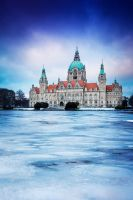 Hannover Neues Rathaus #1 by nassimhasan