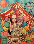 Carnal Carnival by daddy-likes-men11