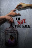 I'm NOT for sale by spring-sky