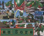 Metal Scourge by PrincessEmerald7