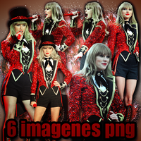 Pack 122 Taylor Swift by MichelyResources