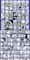 Miiverse Doodles 7 1 by Ukato-drawings