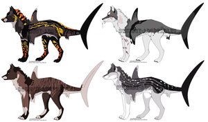 -Point adoptables 28- by Squiggy-Adoptables