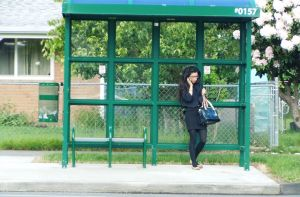 Waiting for the City Bus II by mebyrne57