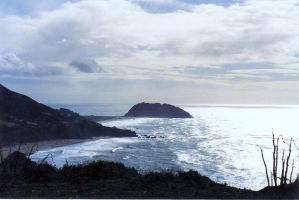 Point Sur, Big Sur, CA by riknard