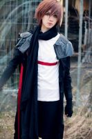 Guilty Crown - Shu Cosplay by Kagenou