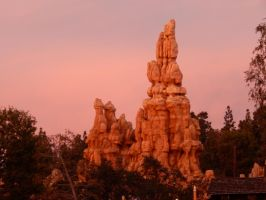 Sunset on Big Thunder Mountain by bowencormac