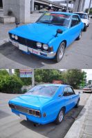 Colt Galant by zynos958