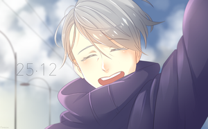 Happy Birthday Vitya! by Fareow