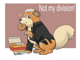 Pok'emon sherlock_Not My Division by aulauly7