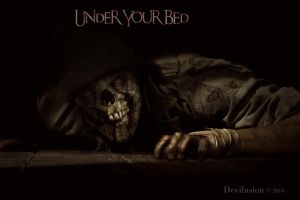 Under your bed by D3vilusion