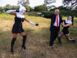 Hitman: Absolution Cosplay Session 14 by Bahamut-Eternal