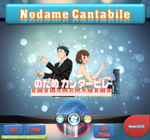 Nodame Cantabile ICO And PNG by bryan1213